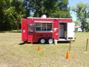 Fully Equipped 2017 18 Kitchen And Catering Food Concession Trailer For Sale In
