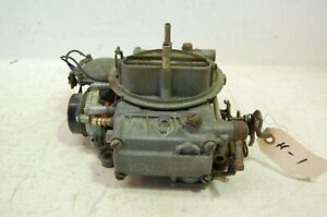 Holley 4 bbl Carburetor 4160 Series List 1850 2 1957 64 Ford