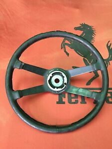 Porsche 914 6 911rs 380mm Steering Wheel Factory Leather 914 347 806 10 4 70