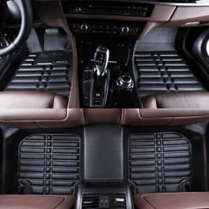 Car Floor Mat Customized For Ford Escape 2015 2020 All weather Waterproof Carpet