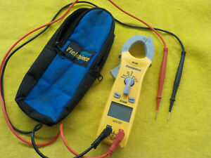 Fieldpiece Sc220 Ac Clamp Meter With Case