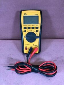 Ideal 61 324 Platinumplus Multimeter
