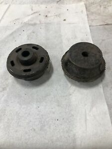 49 50 51 Lincoln Mercury And 1952 Ford F 1 Pickup Engine Mounts Pair 8l 6038