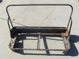 Chevrolet Truck Seat Frame 1949 1950 1951 1953 1954 1955 First Series Chevy