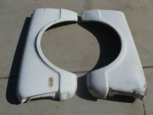 1967 Chevrolet And Gmc Truck Original Front Fenders C10 Arizona Hard To Find