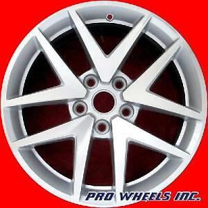 Ford Fusion 2010 2011 2012 17 Machined Silver Original Oem Wheel Rim 3797 For