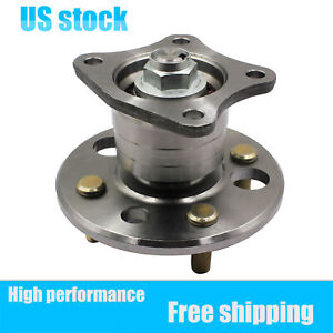 New Rear Wheel Hub Bearing Assembly 512018 Fits Chevrolet Prizm Toyota Corolla