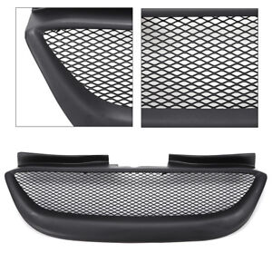 Front Hood Bumper Mesh Grill Grille Resin Fit Hyundai Genesis Coupe 08 12 Fast