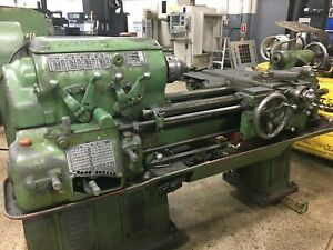 14 16 5 X 30 Monarch Model C Engine Lathe