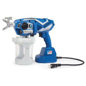 Graco Tc Pro Corded Handheld Airless Sprayer 17n163 W 1 year Graco Warranty