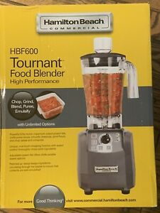 Commercial Hamilton Beach Hbf600 Blender Tournant Food Blender High Performance