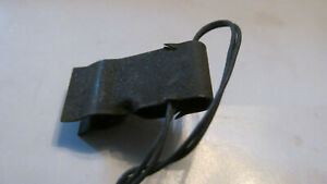 Nos 1965 1970 Ford Mustang Front Bucket Seat Track Adjustment Handle Retainer