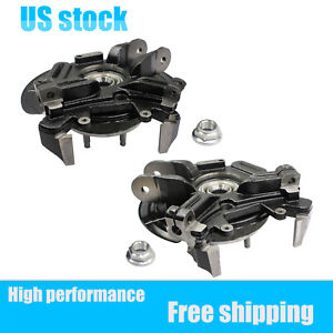 Set 2 Rear Left And Right Wheel Bearing Hub Assembly For Ford Explorer