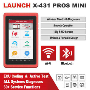 2020updated Launch X431 Pros Mini 3 Obd2 Ii Scanner All System Diagnostic Tool