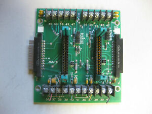 Zmc 6 Zone Card Mother Board For Fci Fire Alarm Panel