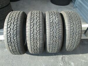 265 65 17 Hankook Dynapro Atm Tires P265 65 R17 New Take Offs Set 4 Tires