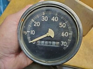Vintage Speedometer Jeep Willys Army Military K s 40904 A n 1944