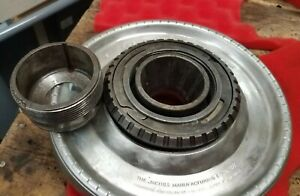 Jacobs Rubber Flex Collet Chuck Model 91 c6 With Bonus J914 Collet