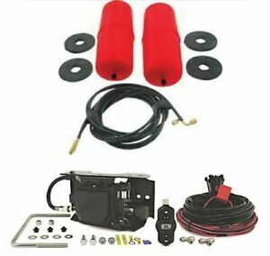 Air Lift 1000 Air Spring Wireless One 2nd Gen Ez For Ford Focus Lx se zts zx3