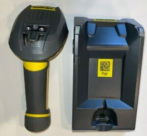 New Cognex Cognex Handheld Scanner Dm8050 With Power Sup 158 1081r 823 0816 1r
