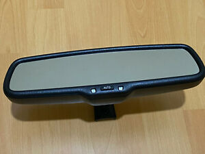 Factory Oem 2013 2020 Toyota Camry Or Tacoma Auto Dim Rear View Mirror