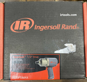 New Ingersoll Rand 2235ptimax 1 2 Drive Impact Wrench