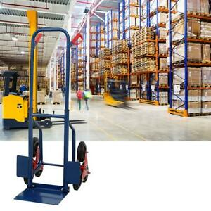 440lbs Heavy Duty Dolly Hand Truck Warehouse Cart Stair For Climbing Moving New