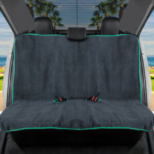 Gofit Waterproof Towel Car Seat Cover Rear Bench Cover With Mint Trim