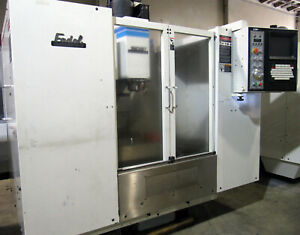 1997 Fadal Vmc 15xt 30 x16 Cnc Vertical Mill Made In Usa Good Condition