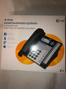 At t 4 line Small Business System Compatible With At t 1040 1070 1080 Units