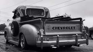 1947 1954 Chevy Truck 5 3 Window Gm Venetian Blinds