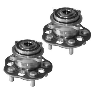 Gsp 2x Rear Wheel Hub Bearing Assembly For Honda Odyssey Touring Ex Dx 05 10