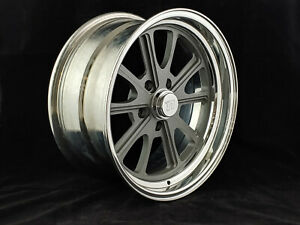 Circle Racing Gray Bullet Gt 17 X 8 Wheel 5 X 4 75 Bp 4 50 Bs
