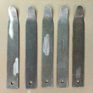 Boeing Skin Spoons Aircraft Body Skin Tool Lot Of 5