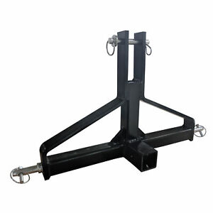 Category 1 Three Point 2 Receiver Quick Hitch Compatible