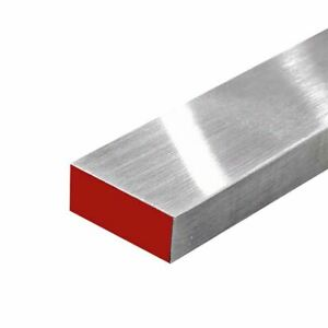 2024 Aluminum Rectangle Bar 1 X 2 5 X 72