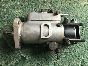 Tx15804 A Used Fuel Injection Pump For A Long 610 610c 610dt 2610 Tractors