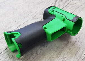 Snap On Titanium Neon Green Ct661 3 8 Impact Driver Replacement Body Kit Read