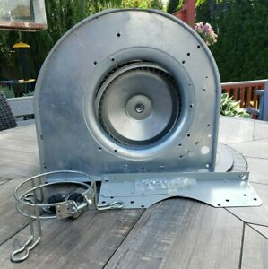Double Inlet Forward Curve Direct Drive Centrifugal Blower Assy less Motor