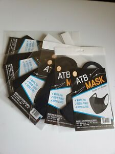3d Nanofiber Filter Atb Uv Mask Breathable Washable Thin Light Weight