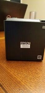 Epson Tm m30 M335a Thermal Pos Receipt Printer Usb ethernet Power Supply
