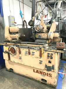10 X 20 Landis 1r Universal Cylindrical Od Grinder 825 77 Made In The Usa