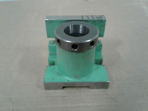 Machinist Lathe Milling Collet 3 5 8 X 4 Inch Cast 8 Threaded Secure Points
