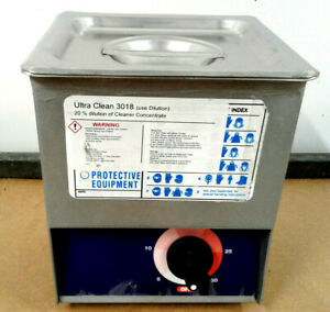 Sonix Iv St164 Ultrasonic Cleaner Stainless Steel Tabletop Bath Sonix 4