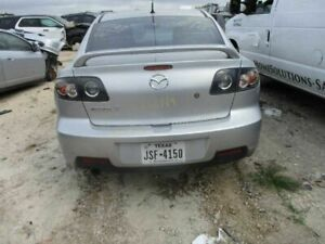 Trunk hatch tailgate Sedan With Spoiler Fits 04 06 Mazda 3 173934