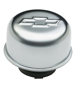Proform 141 618 Valve Cover Breather Cap Chrome Twist On Type 3 Diameter New