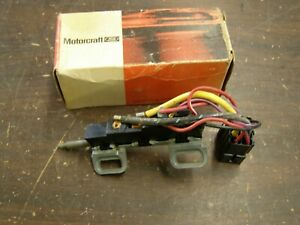 Nos Oem Ford 1971 1972 1973 Mustang Ignition Switch Maverick 71 Torino Tbird