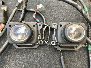 1994 1995 Honda Accord Cd5 Cd6 Ce1 Accord Wagon Oem Fog Lights Stanley Jdm Usdm