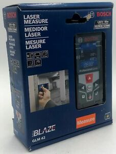 Bosch Blaze 135 Ft Laser Measure With Full color Display 000346490749