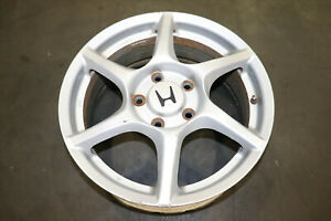 Jdm Honda S2000 Ap1 Oem Bbs Forged Wheel Front Single Rim Only 16x6 5j 55